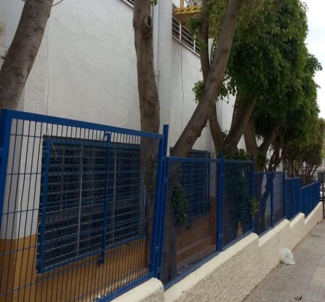 200.000 euros costará poner a punto los colegios de la capital