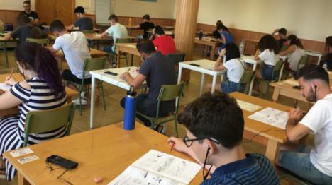 Almería se coloca a la cabeza de Andalucía en exámenes oficiales de Cambridge