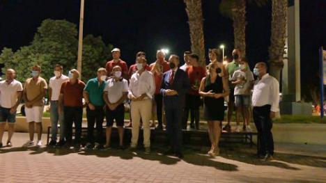 """Turismo destaca que la Carrera de caballos nocturna 'Ciudad de Adra' es un evento """"singular"""""""