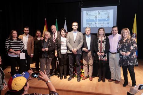 """El alcalde se muestra orgulloso de una Almería que es """"tolerante y abierta"""""""