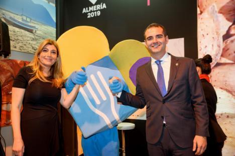 """Fernández-Pacheco: """"Hemos demostrado en Fitur que Almería es una ciudad que merece ser visitada"""""""