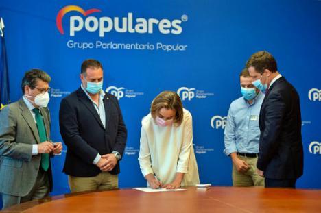 El PP insta al Ministerio de Cultura a apoyar el Mármol de Macael como Patrimonio Inmaterial de la Humanidad