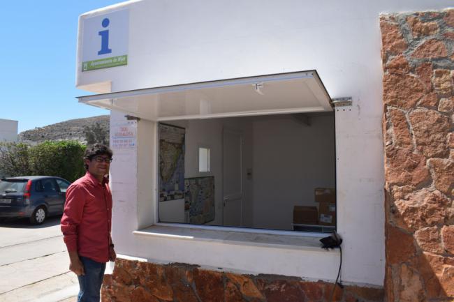 Los puntos de información turística de Níjar abren mañana sus puertas