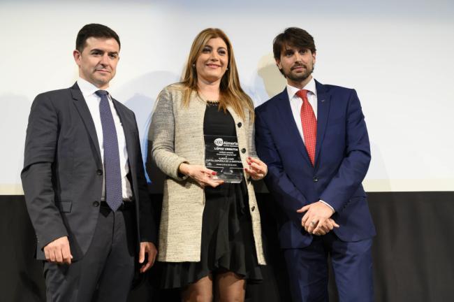 AJE reconoce al Ayuntamiento de Almería y a la Capital Gastronómica