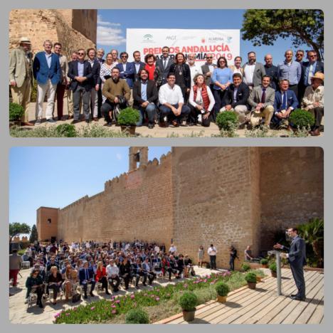 Excelencia en los VI Premios Andalucía de Gastronomía que ha acogido Almería con motivo de la Capitalidad