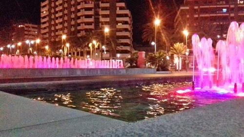 Almería se iluminará de morado por el Día las Enfermedades Inflamatorias Intestinales