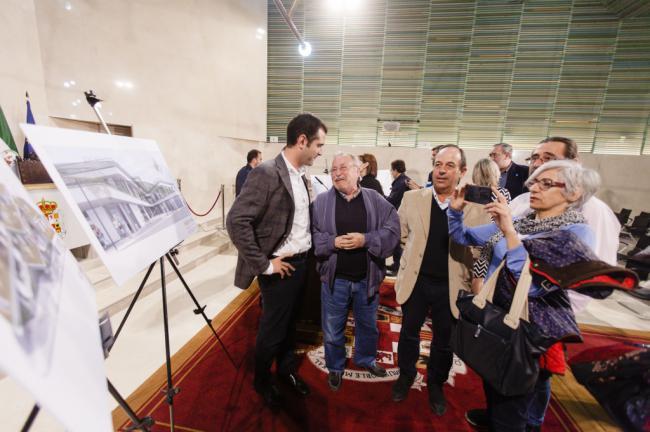 Albaida construirá del edificio del Tercer Sector en La Goleta