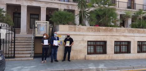 Los hosteleros de Almería trasladan al Gobierno sus reivindicaciones