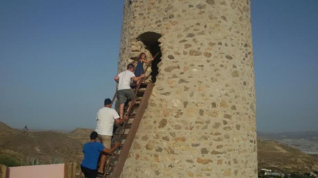 Empieza la temporada de visitas guiadas gratuitas en Níjar