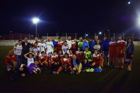 El Bella Vista y el Español del Alquián disputan el Trofeo Fiestas de Atochares