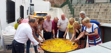 Bordón 4 Cerró Unas Animadas Fiestas En La Villa De Vícar