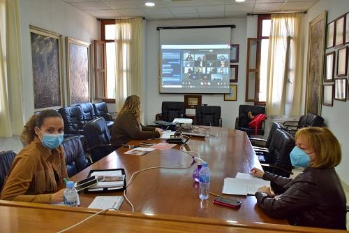 Ayuntamiento de Vícar Y colegios preparan Del Día Internacional De La Mujer