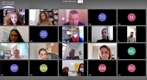 Compromiso Social En La Mesa Comunitaria De Empleo De Vícar