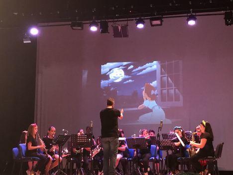 Los 200 alumnos de la Escuela Municipal de Música y Danza de Níjar cierran el curso con unas audiciones
