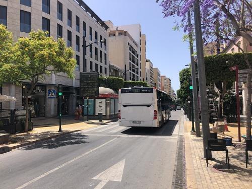 El Ayuntamiento restablece el servicio completo del bus urbano el lunes