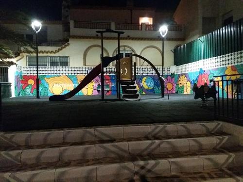 'Actívate joven y Experiencias creativas' se celebra con éxito en Purchena, Lúcar y Alicún