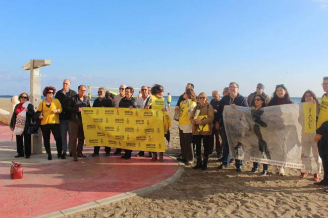 Almería acogió la asamble anual de Amnistía Internacional Andalucía