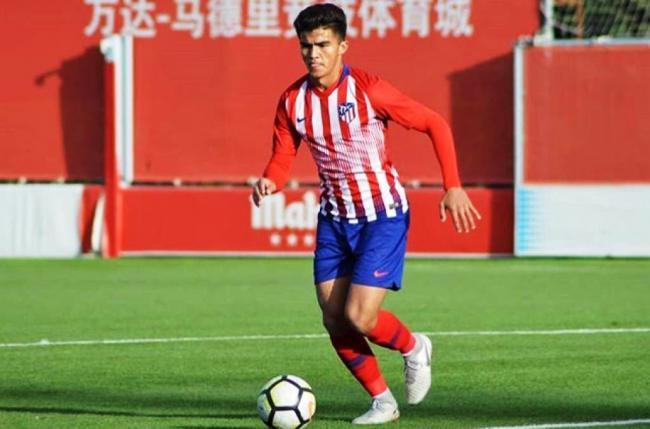 El CD El Ejido firma al lateral derecho Adrián Cova