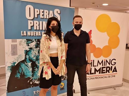 Ainhoa Rodríguez imparte un curso de 'Filming Almería' en el ciclo 'Mi ópera prima'