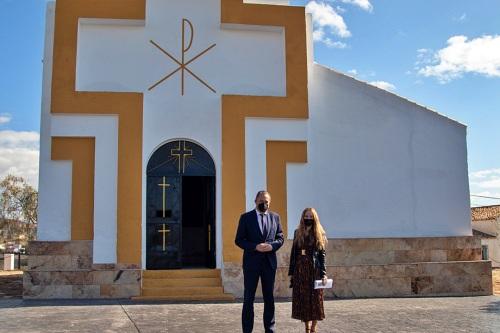Turismo invierte casi 50.000 euros en el entorno de la ermita de la Santa Cruz de Albox