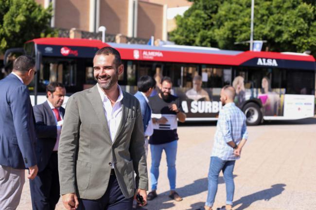 Un 5% más de usuarios de autobús urbano en el primer semestre