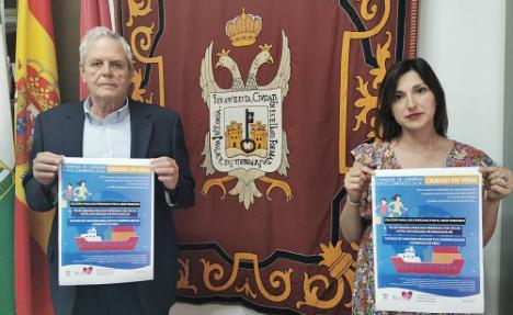 El Ayuntamiento de Vera sortea un crucero para animar el comercio local