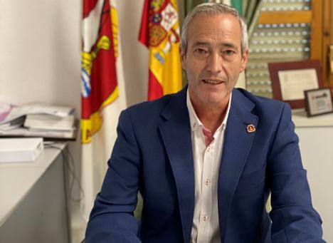 El alcalde de Dalías satisfecho porque pese a la prohibición el Cristo tuvo cohetes