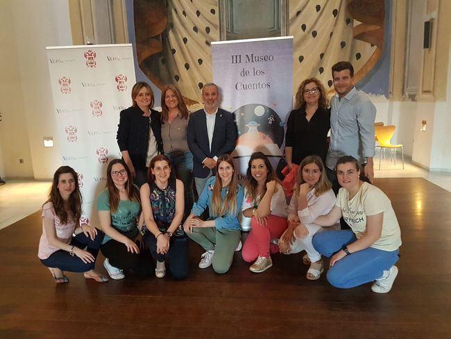Entregados los premios de cuentos escolares en Vera