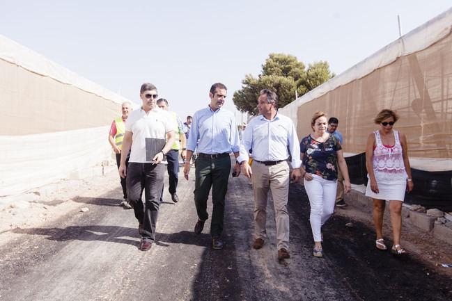 El Ayuntamiento invertirá 200.000 euros en los caminos rurales de Cabo de Gata y La Cañada