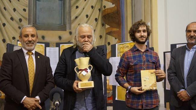 Antonio de Torres, Joaquín Pierre y Pedro Miguel Ridao unidos por la guitarra