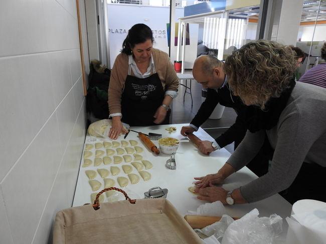 Huércal-overa celebra el Día de la Empanada con fines solidarios