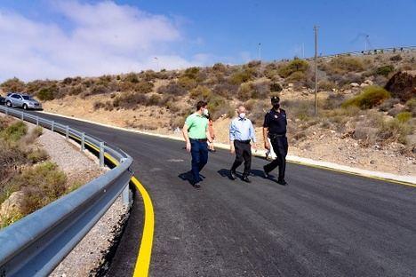 El Ayuntamiento de Roquetas abre al tráfico un acceso provisional a la calle Galán