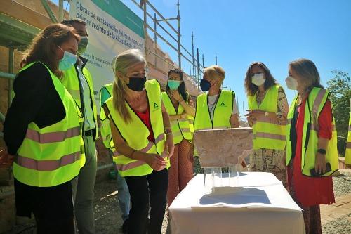 Un millón de euros para rehabilitar la Torre del Homenaje y el Muro de la Vela de la Alcazaba