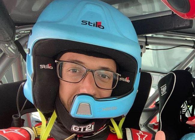 El Piloto Vicario Alejandro Luis Leseduarte Se Estrena En La XLIV Subida Al Mármol
