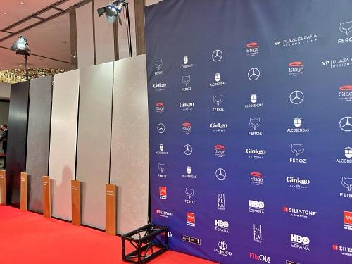 Silestone brilló en los Premios Feroz 2021