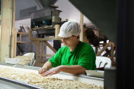 Almería lidera la exportación de almendras
