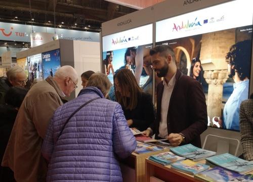 El Ayuntamiento de Almería asiste a la Feria BIT Milano