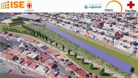 Un jardín tecnológico pondrá en valor el CIS de Los Almendros como centro de formación y empleo