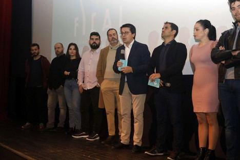 'Almería, tierra de cortometrajes' cierra una nueva edición previa a FICAL