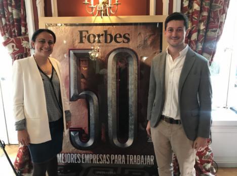 """La revista Forbes califica Cosentino como una de las """"50 mejores empresas para trabajar"""""""