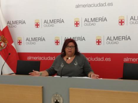 IU propone un plan contra la violencia machista desde el Ayuntamiento de Almería