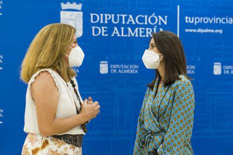 Éxito del proyecto de formación para mujeres de Diputación de Almería y ALMUR