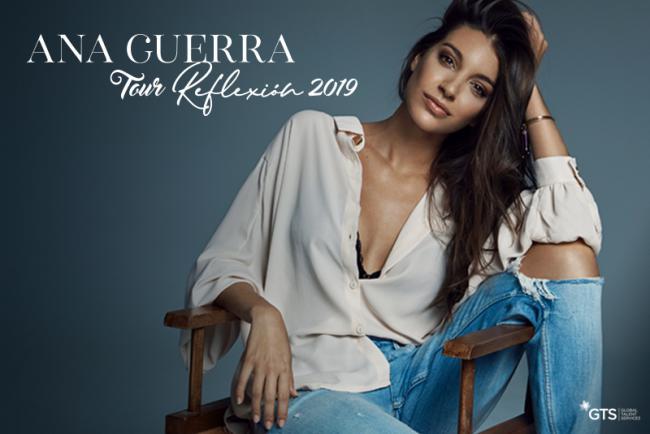 Ana Guerra actuará en Adra el 31 de mayo