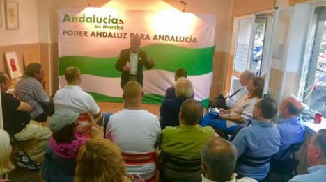 Andalucía en Marcha descarta presentarse a las autonómicas 2018