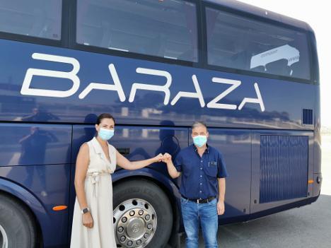 El ayuntamiento de Vera a través activa una nueva línea regular de autobuses