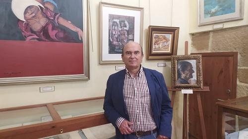 Antonio Llaguno es el nuevo director del Museo Antonio Manuel Campoy