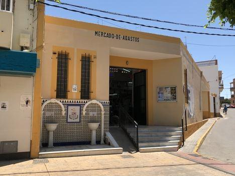 Huércal de Almería reformará este verano su Mercado de Abastos
