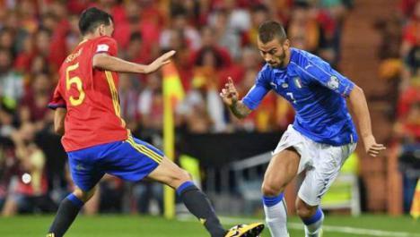 España busca ante Italia su quinta final de Eurocopa