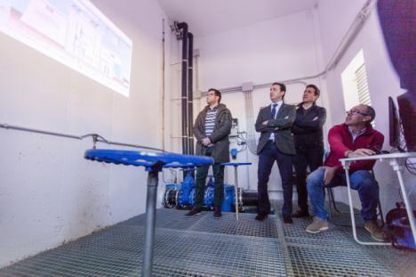 Diputación renovará las redes de agua y pluviales de la Calle Barranco del Caño en Tabernas