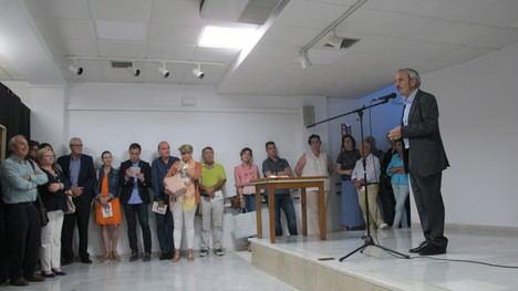Exposición de dioramas de la Pasión de Cristo en Vera